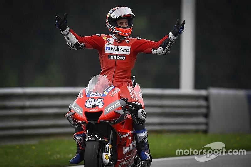 Dovizioso szerint a Ducatit megújítja Marquez utolsó kanyaros legyőzése