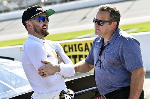 NASCAR Cup Series boss steps down amid animal cruelty charges