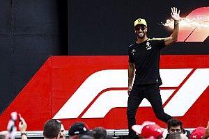 Ricciardo izgatott a Renault motorja miatt Monzában