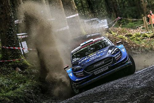 Fotogallery WRC: la terza tappa del Rally de Galles