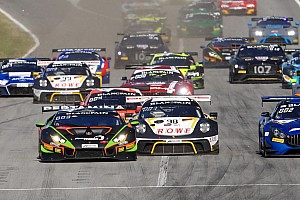 GT World Challenge Europe issues revised schedule