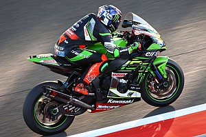 Kawasaki confirms Haslam's departure from WSBK team