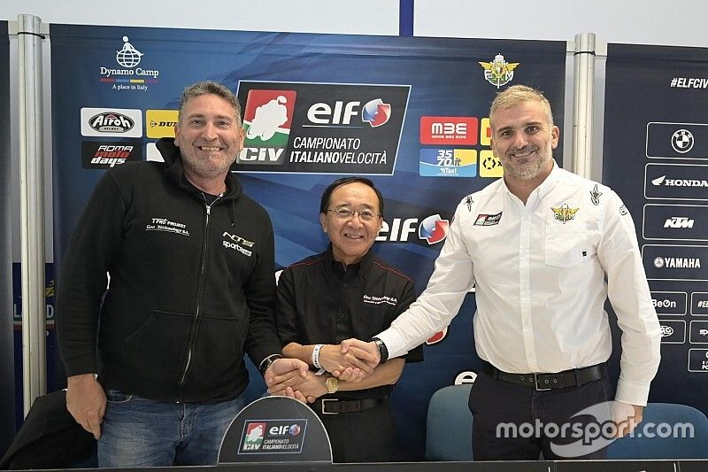 In arrivo il motore Yamaha per la Moto3 del CIV
