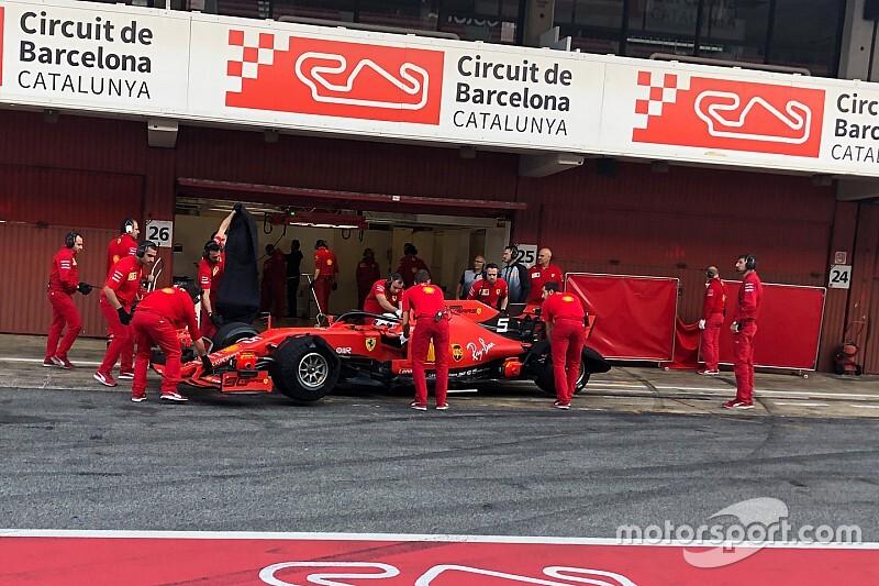 Test Pirelli: due GP per Vettel con le gomme 2020