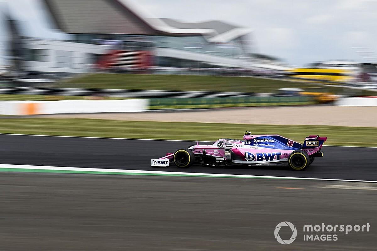 Сильверстоун: Гонка Формулы 1 пройдет без зрителей