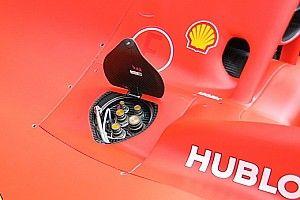 Технический брифинг: прорези в днище Ferrari SF90