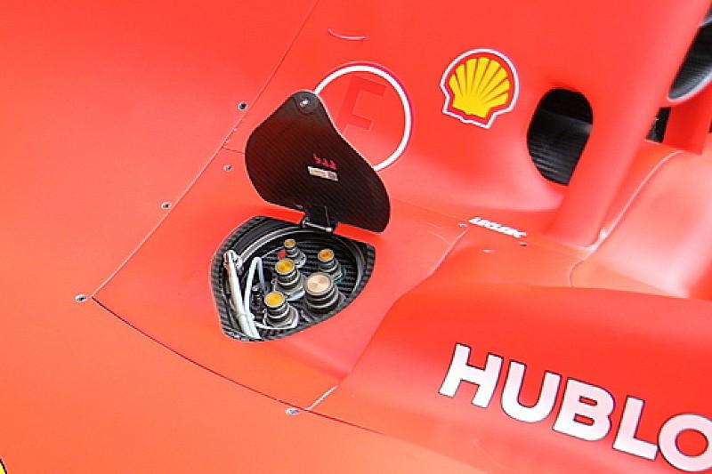 Ferrari: il fondo della SF90 più rigido con gli inserti metallici