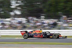 """Verstappen: Red Bull """"no está muy lejos"""" en las rectas"""