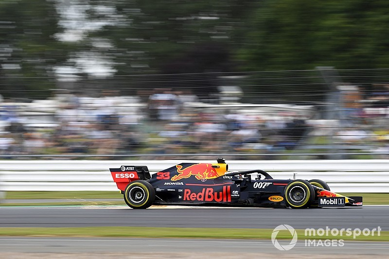 "Verstappen: Red Bull ""not too far away"" on the straights"