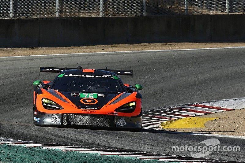 IMSA: Compass e McLaren pronte all'assalto della Sprint Cup GTD