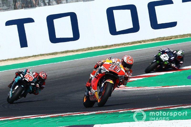Rixa com Rossi deu motivação extra a Marquez em Misano
