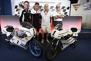 Dorflinger se convierte en la 30ª leyenda de MotoGP