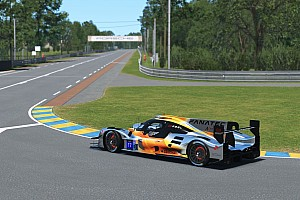 Verstappen et Norris coéquipiers pour les 24H du Mans virtuelles
