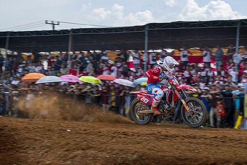 Tim Gajser allunga le mani sul Mondiale MXGP in Indonesia