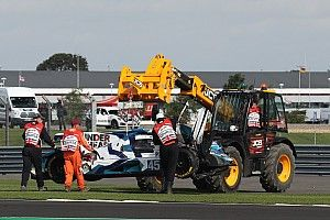 Carlin salta Spa dopo l'incidente di Silverstone