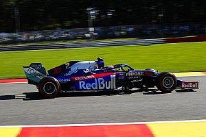 Квят остался недоволен пятничным темпом Toro Rosso