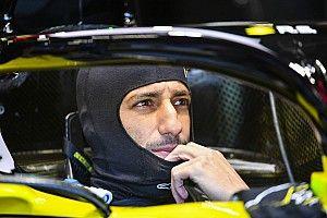 """Ricciardo: """"Ho pensato di non correre il GP del Belgio"""""""