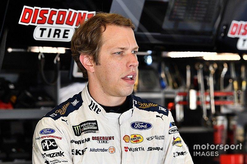 "Keselowski wrecks out at Daytona: ""The car just turned on me"""