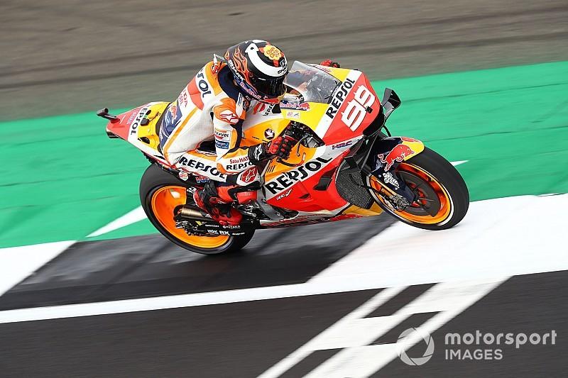"""Lorenzo : """"Très difficile"""" de terminer le GP avec """"la douleur"""""""