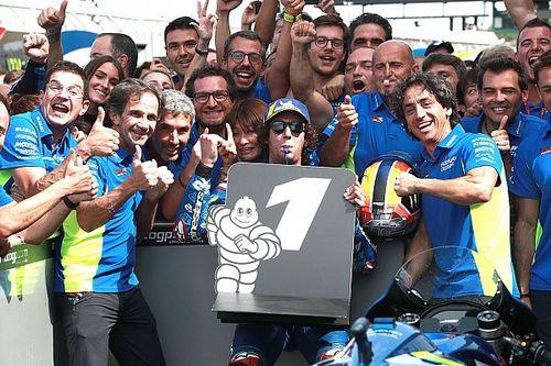"MotoGPコラム:強豪チームに上り詰めたスズキ。その戦闘力と""これから"""