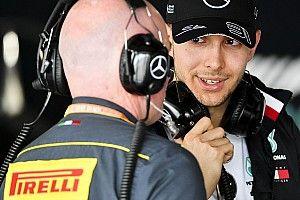 Renault : Ocon debutta nei test Pirelli ad Abu Dhabi