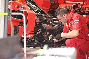"""Binotto: """"Reclamo? Facciano, siamo orgogliosi del nostro motore"""""""