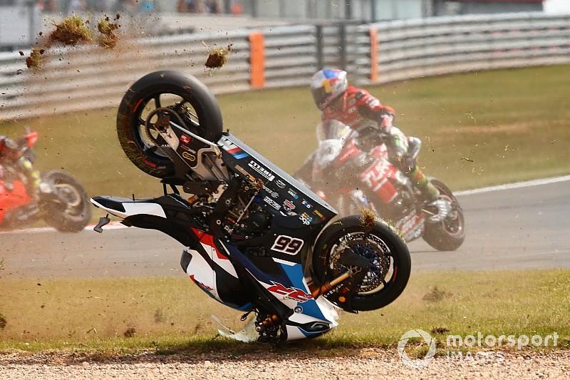 Les pilotes réagissent au chaos de la Course Tissot Superpole