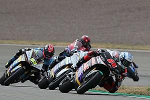 Galería: La primer carrera de MotoE desde Alemania