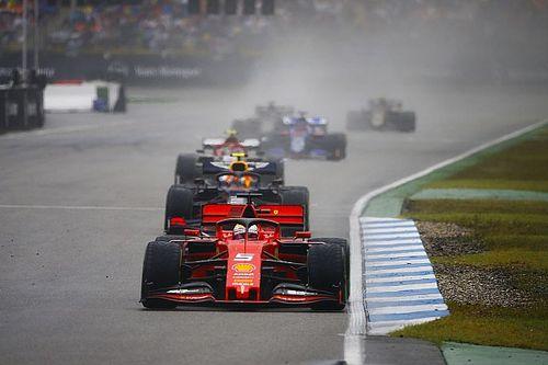 Vettel-Ferrari : Allemagne 2019, la remontée fantastique