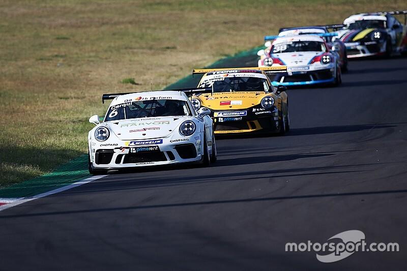 """Carrera Cup Italia al Porsche Festival, Cerqui avvisa i rivali: """"Al massimo fino all'ultimo giro"""""""