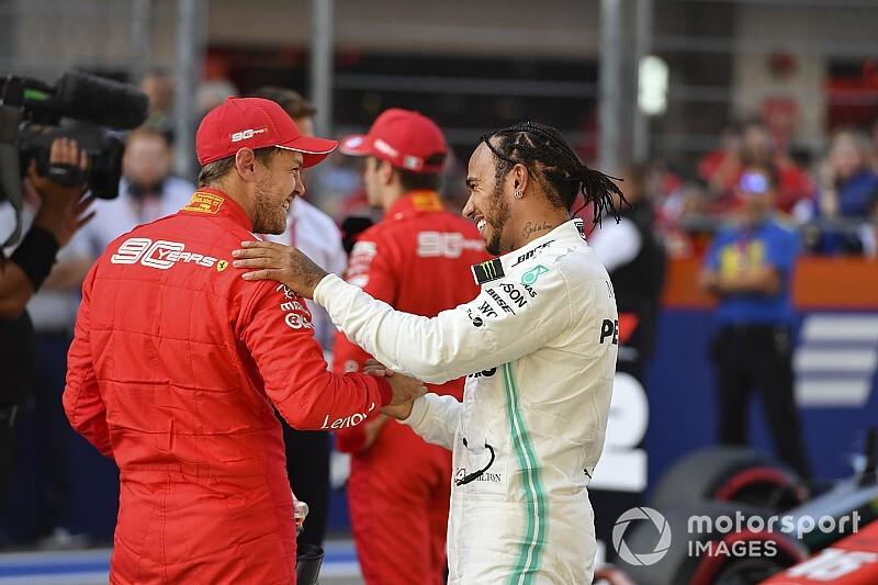 Hamilton: Nem tudjuk, a Ferrarin belül mi történik