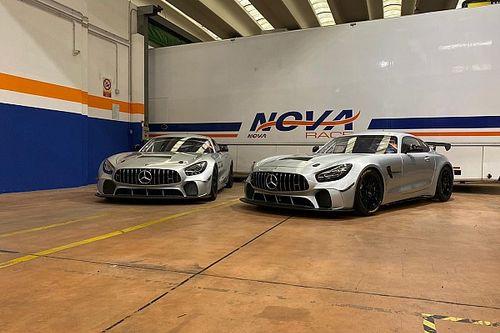 Ribaltone Nova Race: ora punta al titolo GT4 con due Mercedes!