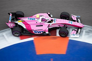 HWA to take over Arden's Formula 2 entry