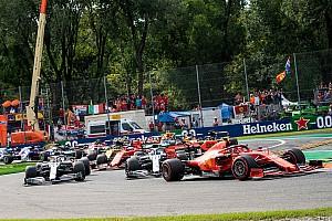"""Vettel, sobre las parrillas invertidas: """"Son una estupidez"""""""