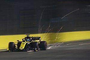 """Ricciardo, excluido """"por un microsegundo en una vuelta irrelevante"""""""