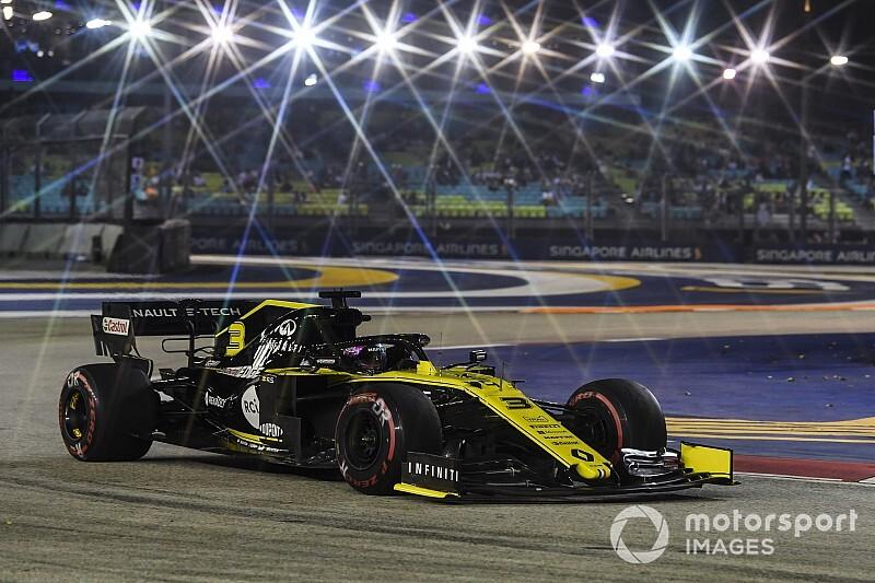 Ricciardo chce walczyć o tytuł z Renault