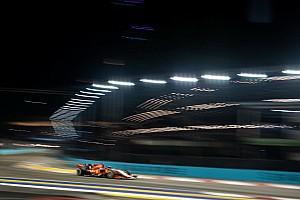 Startaufstellung: Formel-1-Grand-Prix von Singapur 2019