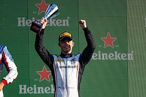 F2 à Monza: entre hommage à Hubert et bonne opération pour De Vries
