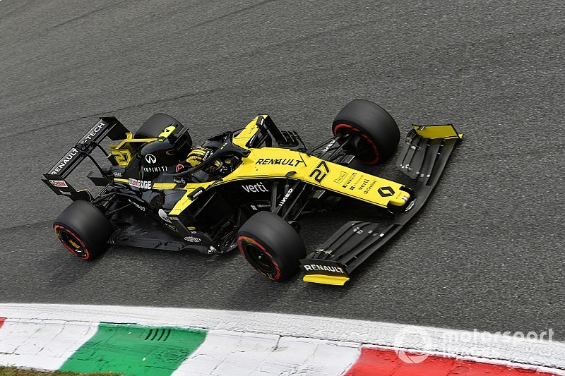 "Monza result made F1 feel like ""a different sport"" for Renault"