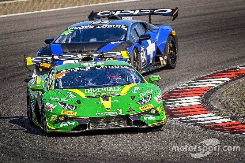 Super Trofeo Europe: Postiglione e Galbiati fanno doppietta al Nurburgring