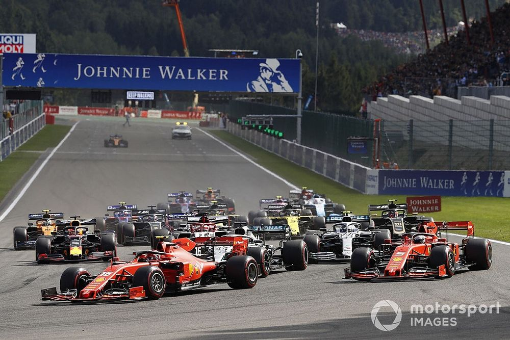 برون: موسم أوروبي من 8 سباقات مؤهّل لاعتباره بطولة للعالم في الفورمولا واحد