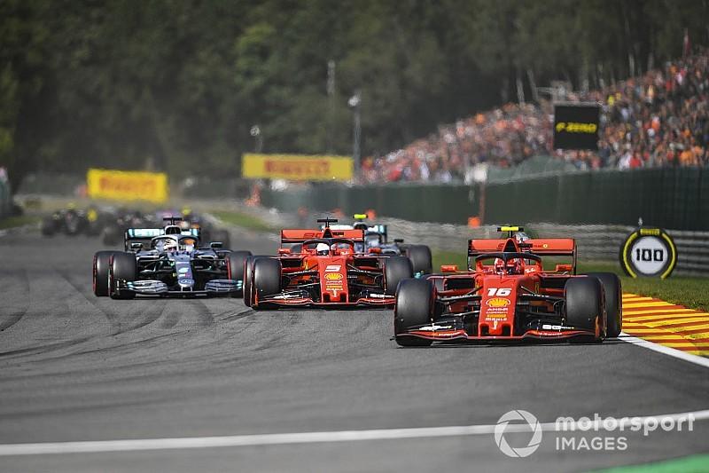 Ferrari tłumaczy team orders