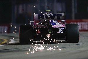 Fotogallery F1: le prime libere del Gran Premio di Singapore
