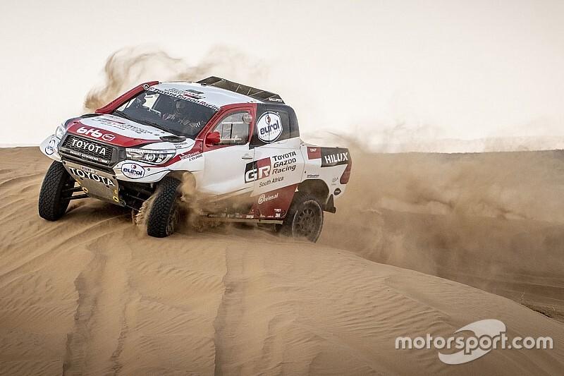 Confirmado: Alonso disputará Rally Dakar de 2020