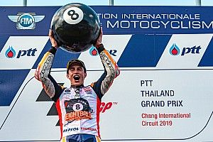 Marquez: This title even better than 2014 crown