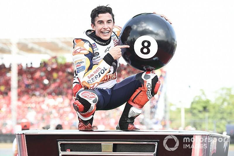 Marquez a Honda * motorja
