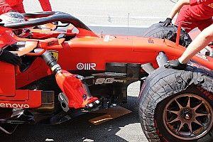 Leclerc: Sıcak hava Ferrari'ye, soğuk hava Mercedes'e yarayacak