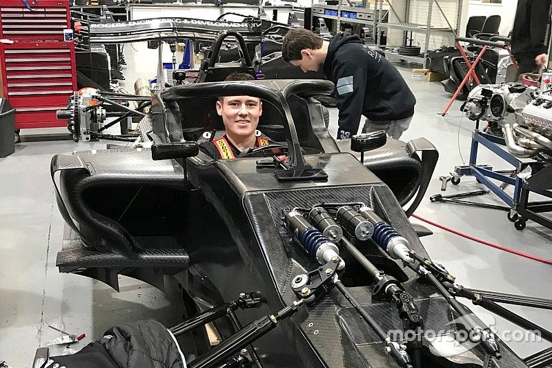 Stanaway to make open-wheel return with S5000 test