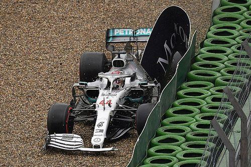 A Mercedes már kipróbálta a különleges festést – most inkább köszönik, de nem kérik újra