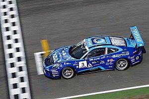 Porsche Mobil1 Supercup Belçika: Pereira pole pozisyonunda, Ayhancan 2., Berkay 8. sırada!